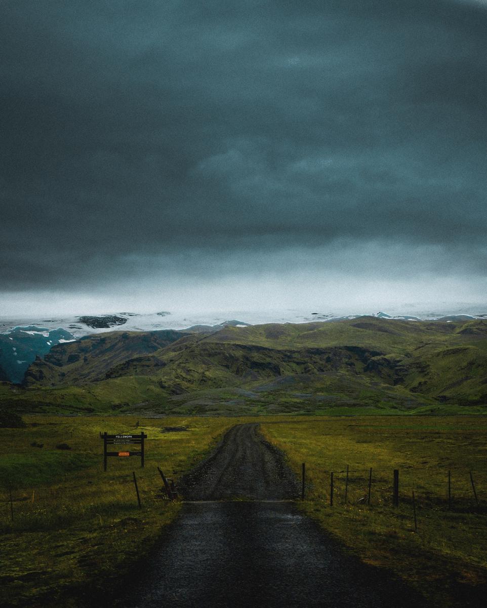 Crea ambientes dramáticos en un día de lluvia