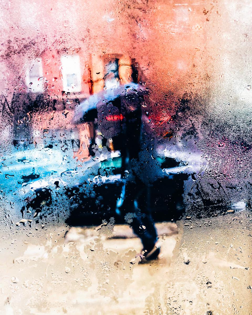 Utilisez la buée pour la pluie
