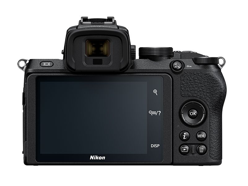 Nikon Z50 pensé pour les nouvelles générations