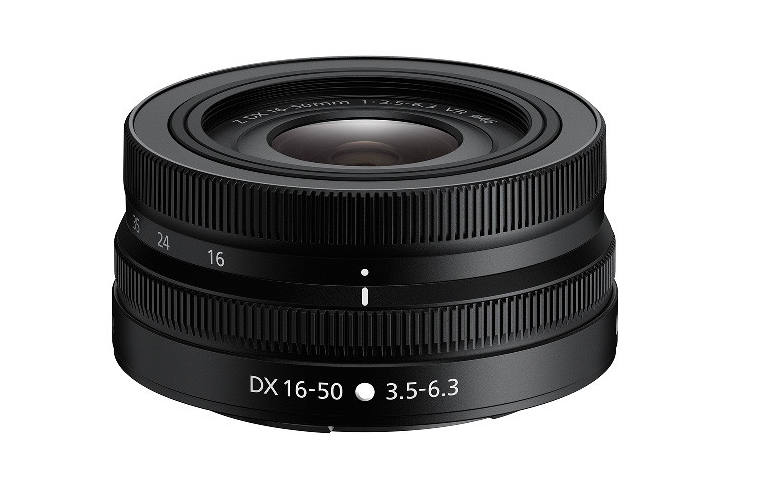 NIKKOR Z DX 16-50mm f/3.5-6.3 VR