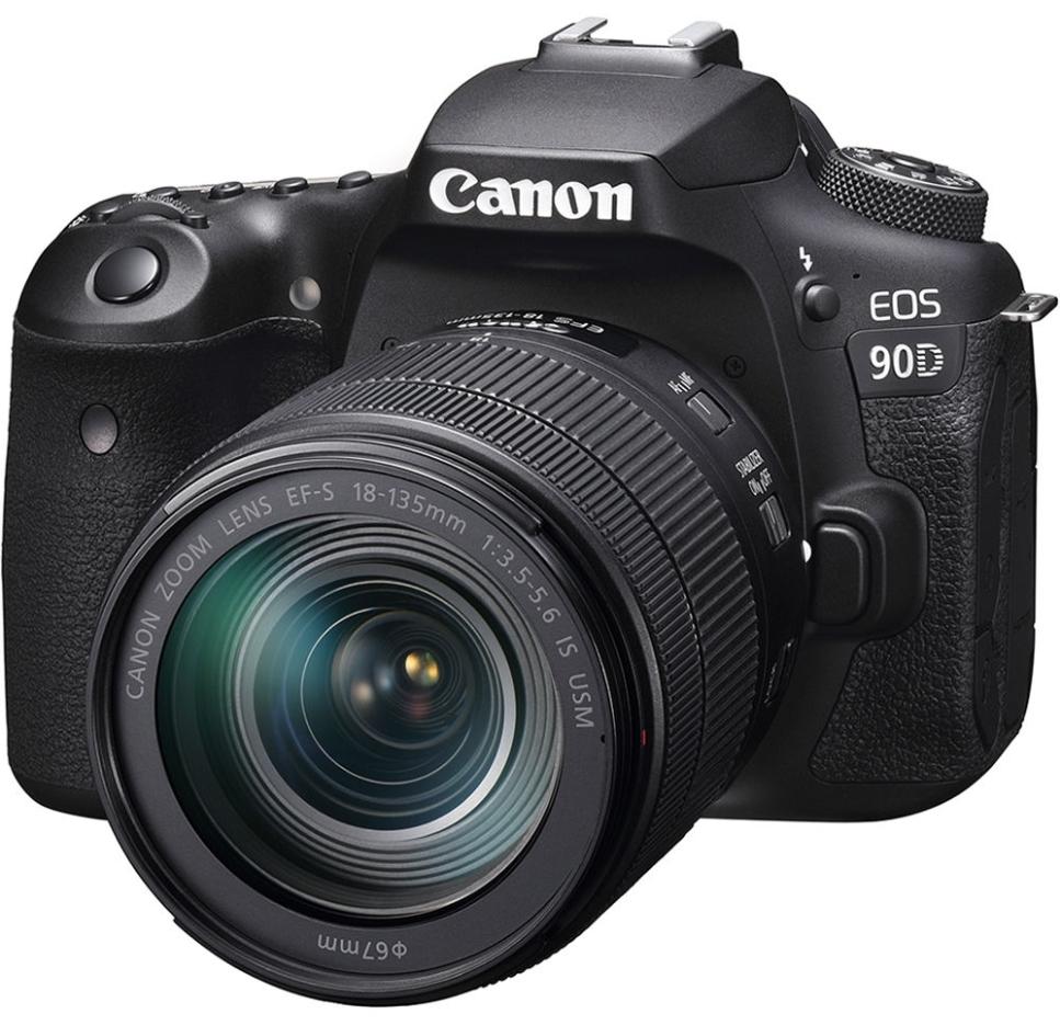 Canon EOS 90D, une autre nouveauté de la marque