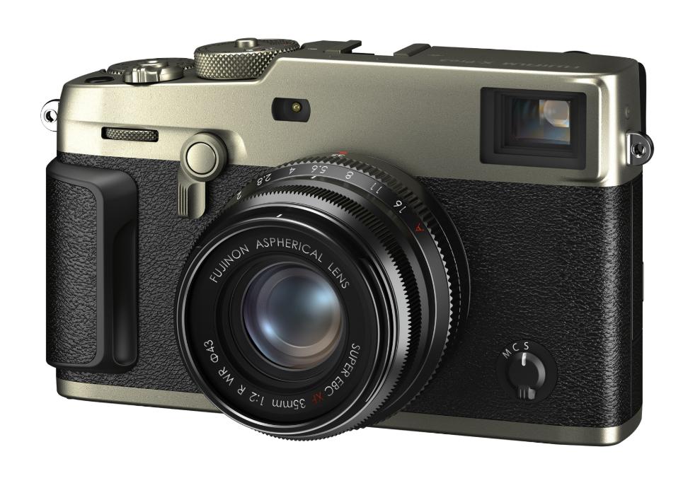 Nouveau Fujifilm X-Pro3