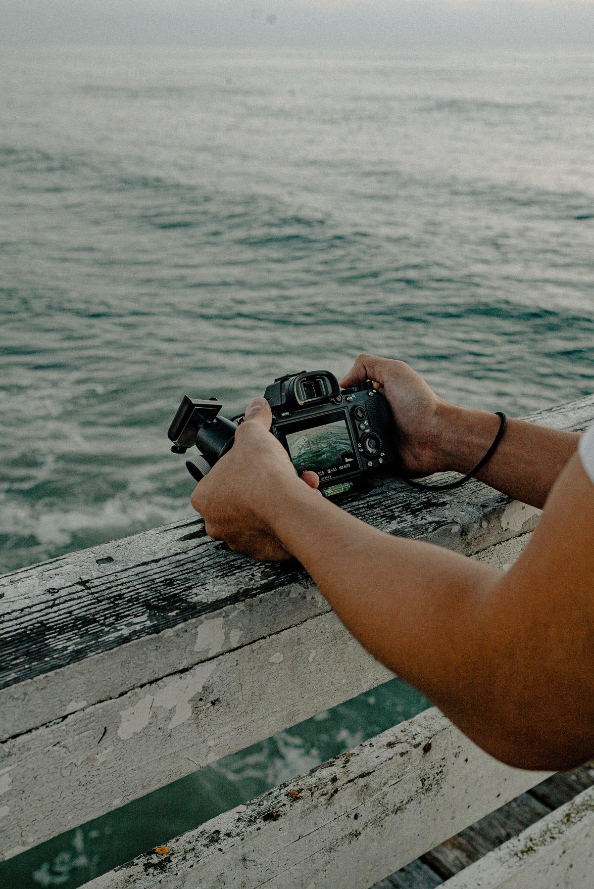 Siempre debes comprobar los parámetros de tu cámara