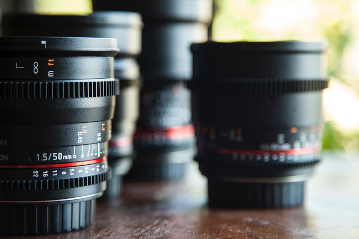 Debes escoger el objetivo adecuado para cada fotografía