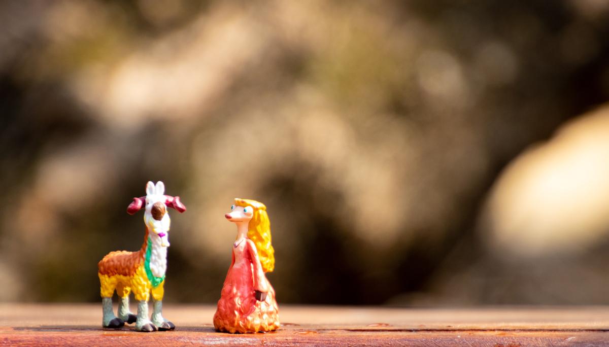Utilisez un objectif macro pour vos photos de miniatures