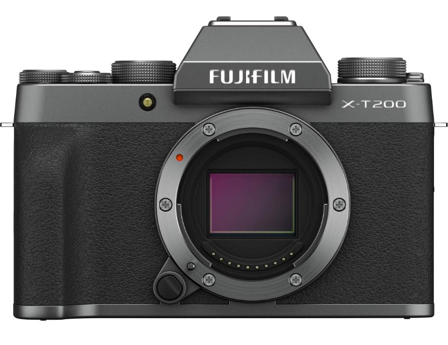 El sensor de la Fujifilm X-T200 es similar al anterior