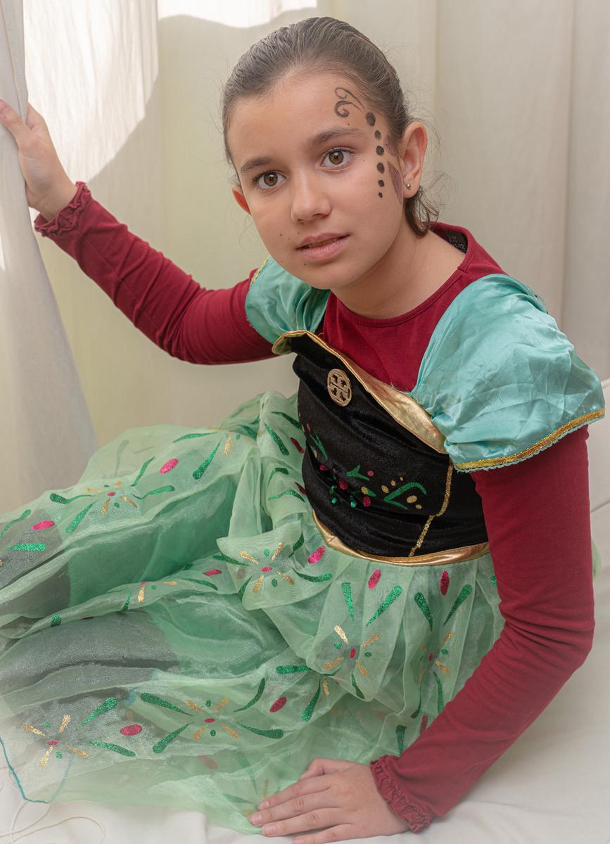 Retrato de una princesa