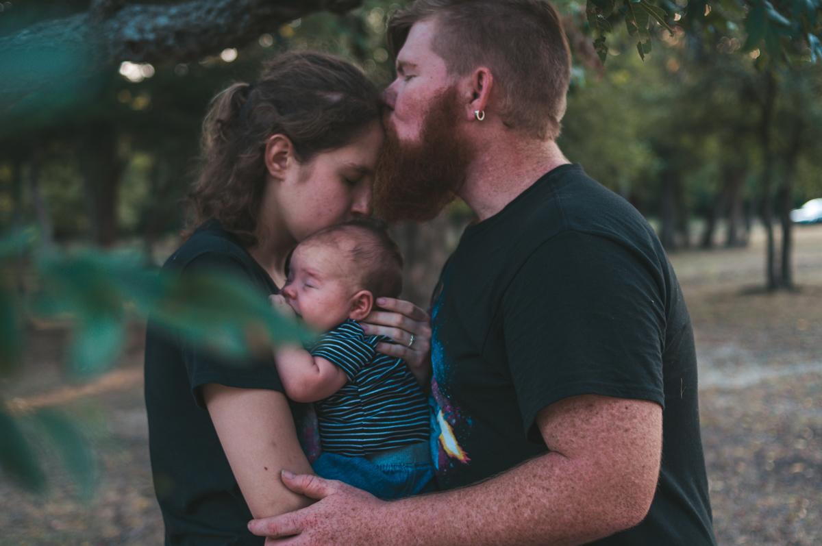 Un baiser à Bébé