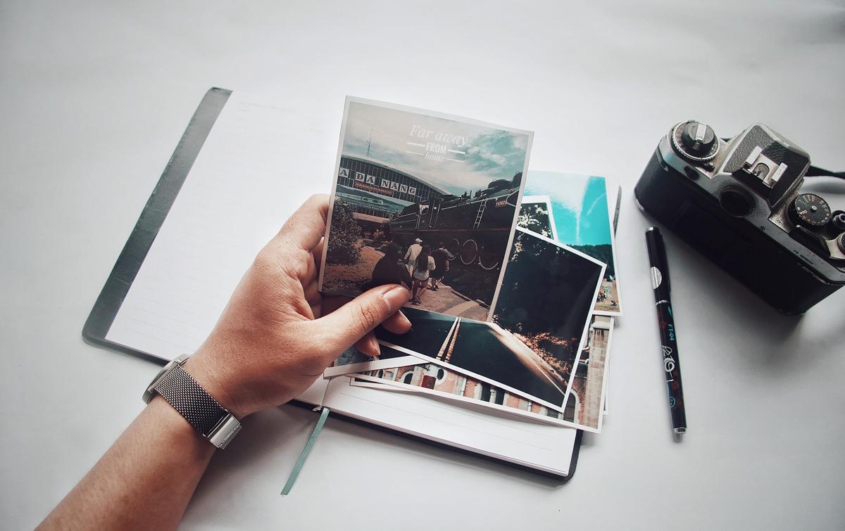 Mira tus fotos antiguas para mejorar tu fotografía en el confinamiento
