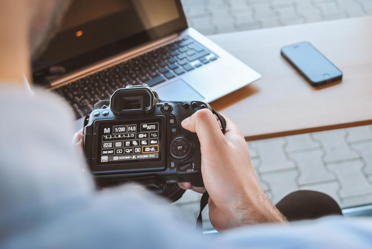 Estudia los aspectos que no controlas de tu cámara