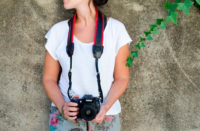 Accesorios fotográficos para principiantes: Correas