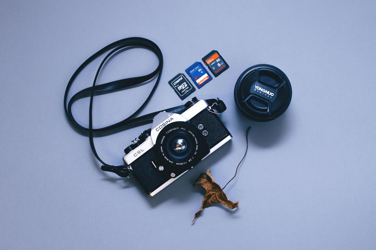 Accesorios fotográficos para principiantes: Tarjetas de memoria