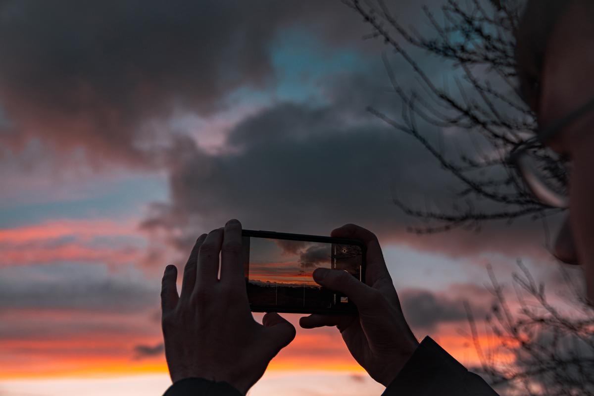 Selecciona el enfoque en tus fotografías con un móvil
