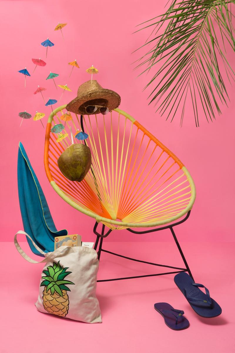 Fotografías creativas para el verano