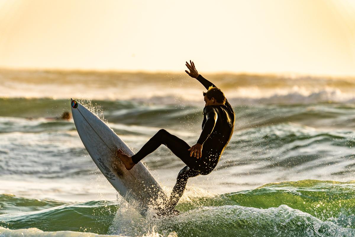 Haz fotografías creativas para el verano en deportes de verano