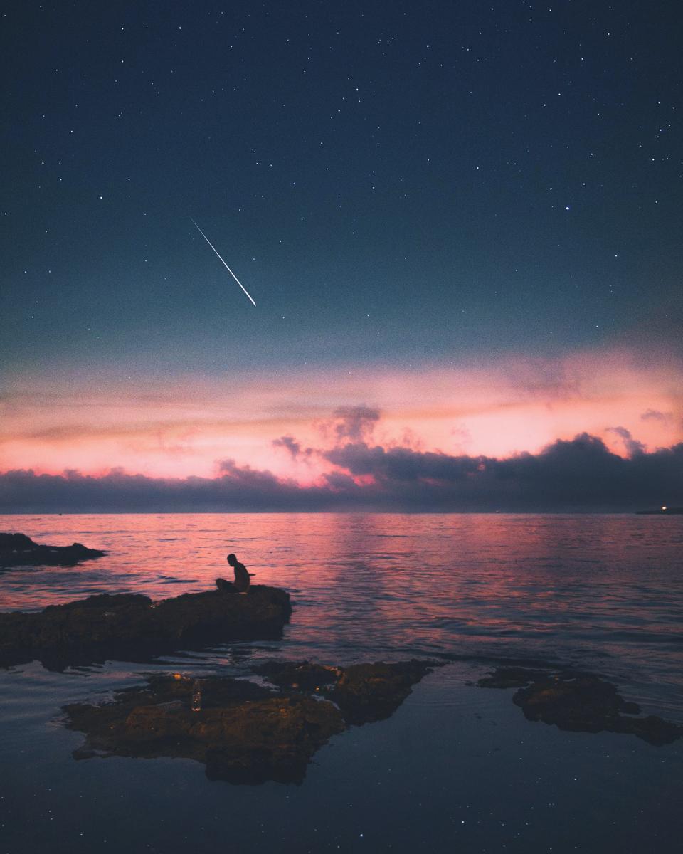 Debemos saber qué es una estrella fugaz