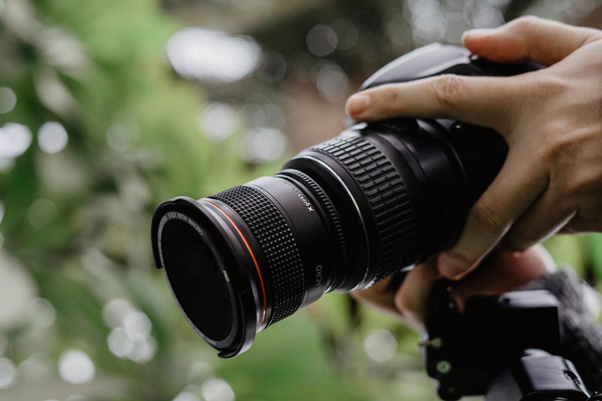 Lentilles de conversion pour appareils photo