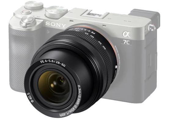 Objectif FE 28-60 mm f/4-5.6