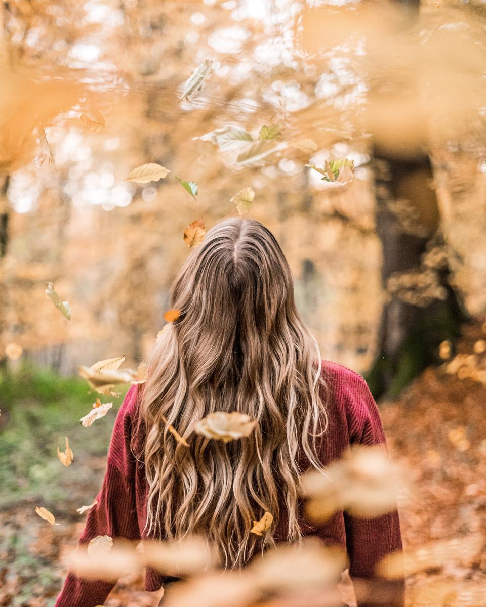 15 idées créatives pour photographier l'automne