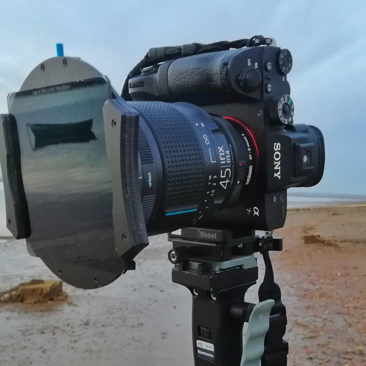 Usando el Irix 45mm f/1.4 en mi Sony