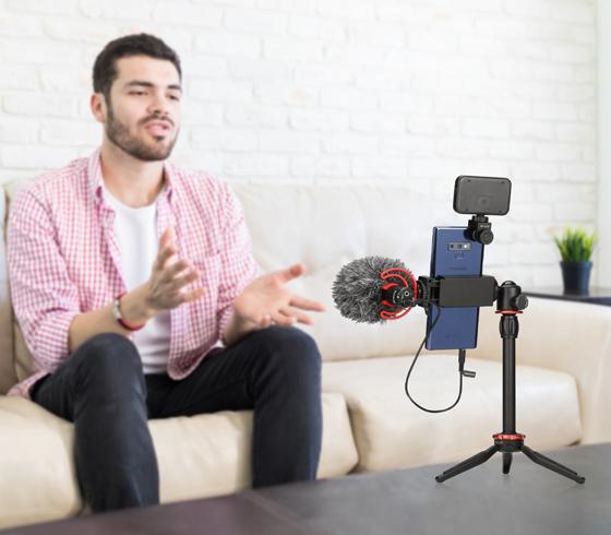 El regalo ideal para el Youtuber o el Vlogger
