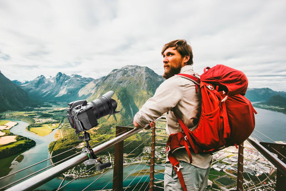 El Clampod Takeway T2 le encantará a tu fotógrafo de acción