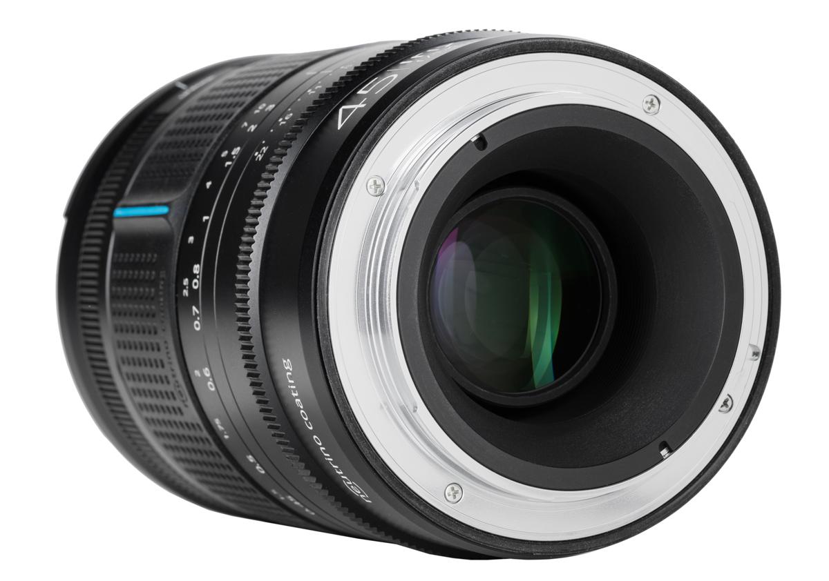 Irix 45mm f/1.4 GFX pour les montures Fuji G