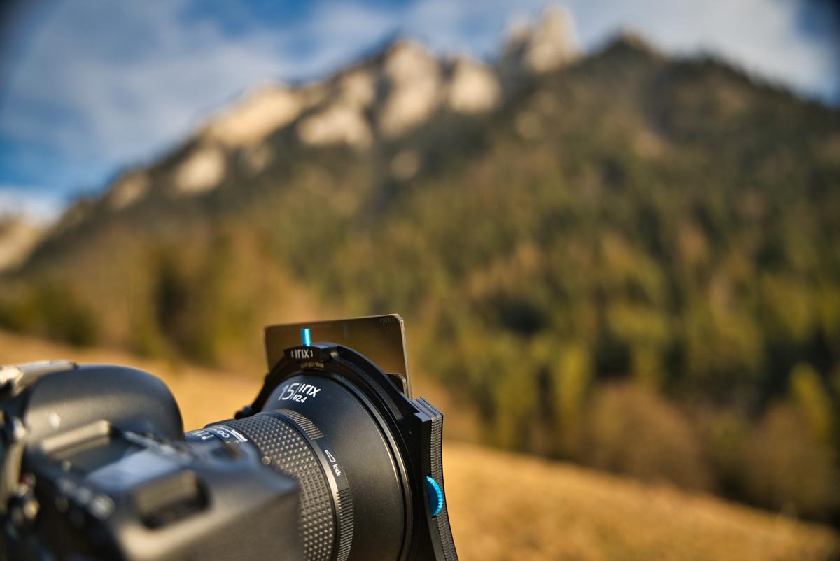 El Irix Edge IFH-100-PRO incluye un adaptador para Irix 15mm f/2.4