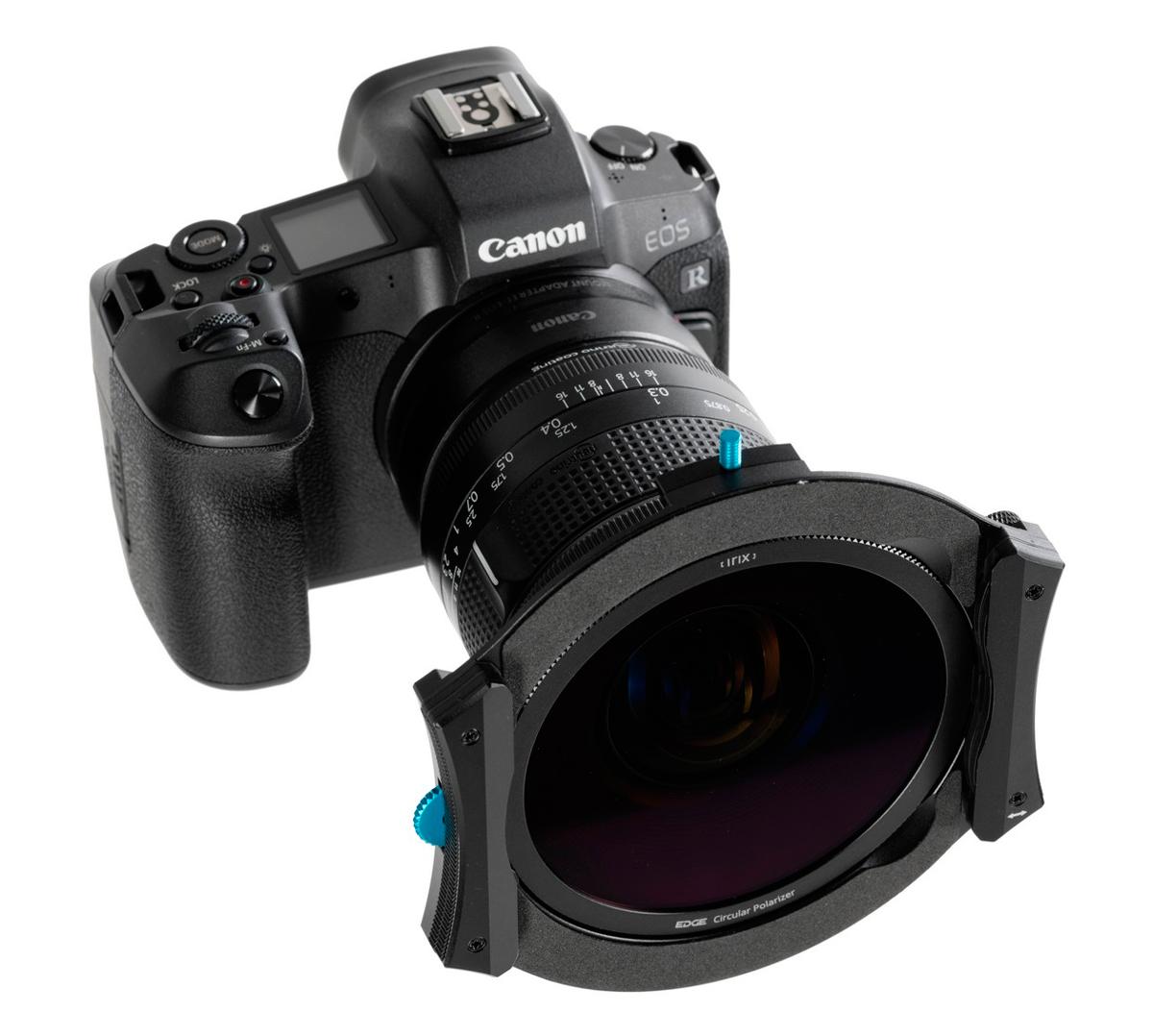 Ejemplo en cámara con el filtro polarizador