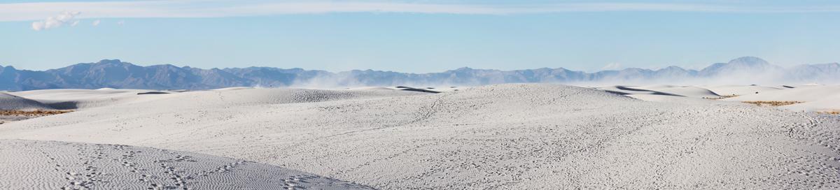 Fotos panorámicas originales: Desierto