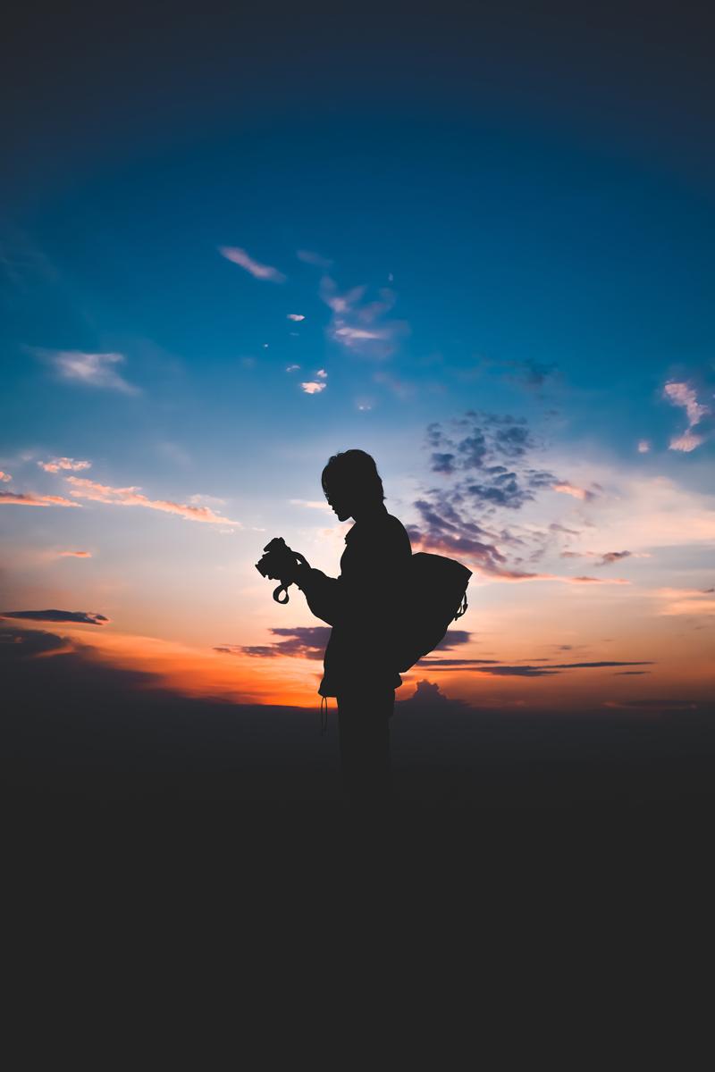 Fotógrafo de viajes: No desesperes y sigue intentándolo