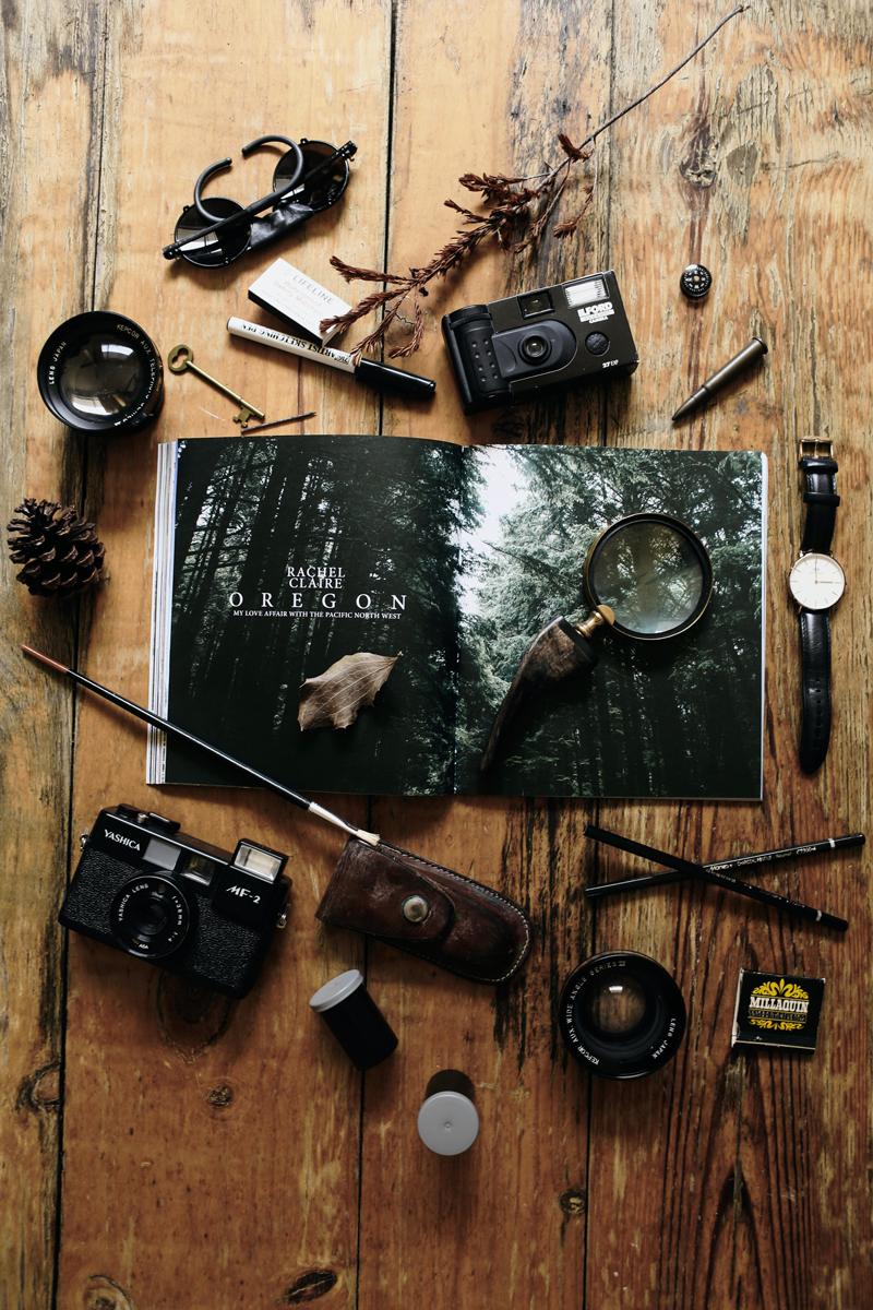 Intenta ser publicado en una revista como fotógrafo de viajes