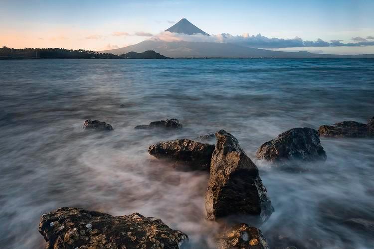 Fotografía de paisajes marinos: Utiliza un objetivo gran angular