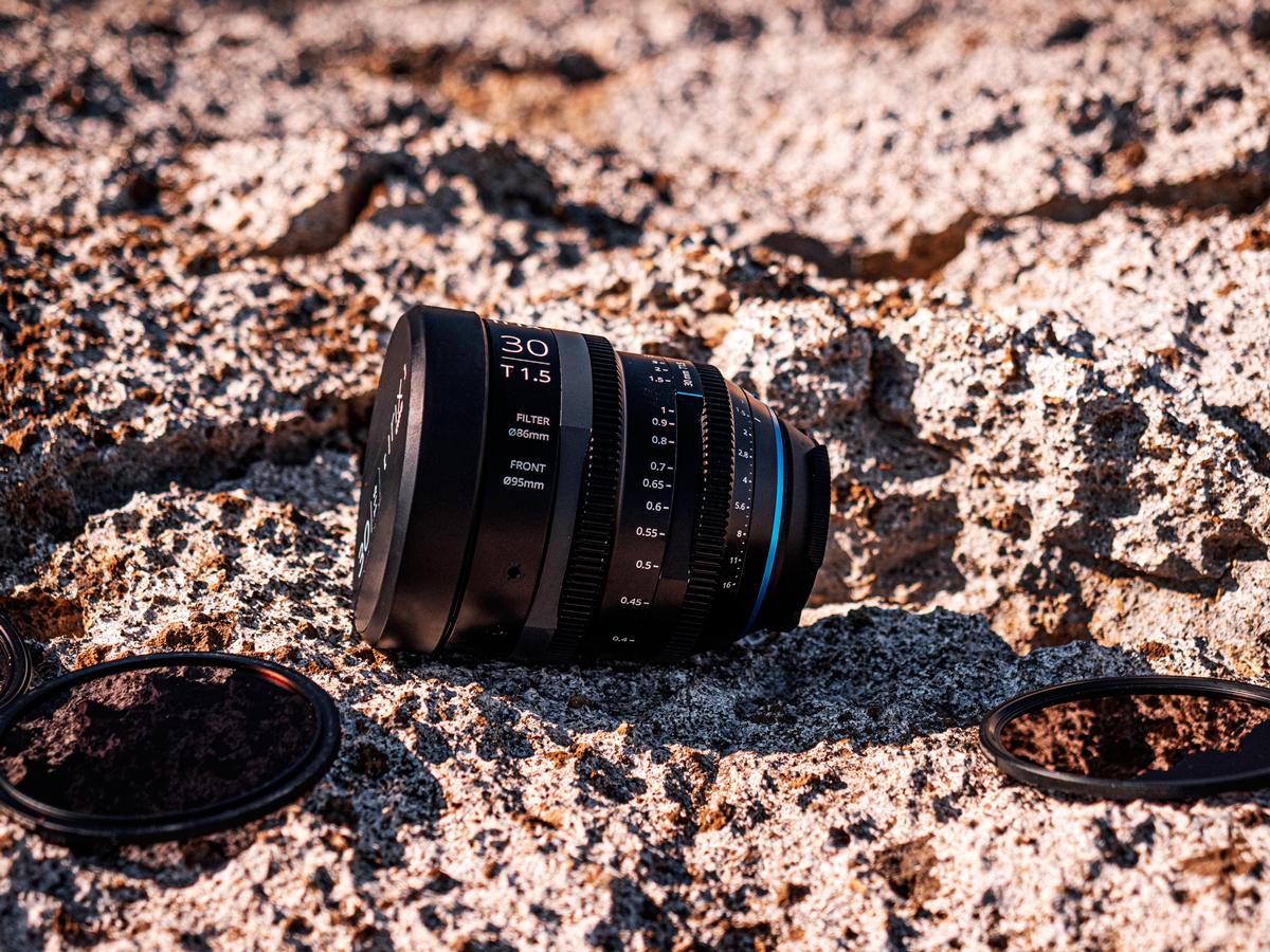 Irix Cine 30 mm T1.5 : compact mais durable